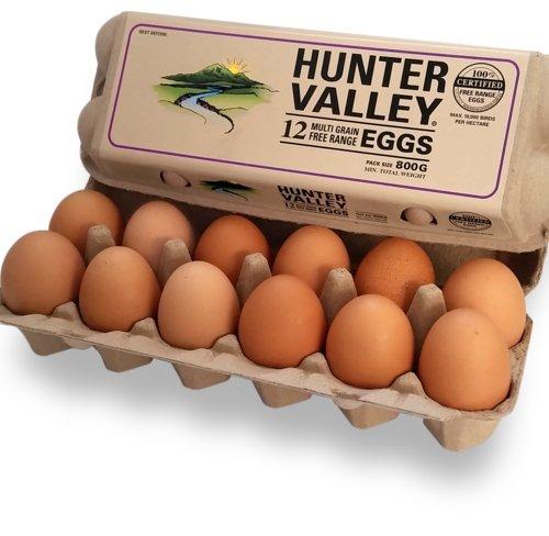 Hunter Valley Eggs