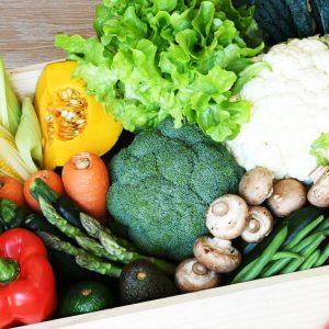 TMB Veggie Box