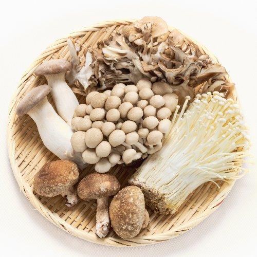 iStock asian mushrooms2